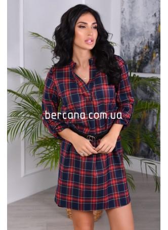 1 2014 Платье-рубашка