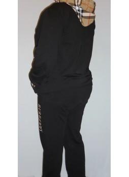 7251 10 Спортивный костюм (батал)