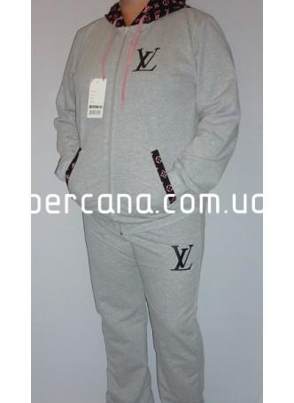 7251 1 22 Спортивный костюм (батал)