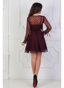 4 1715 Платье