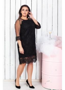 5494 Платье (батал)