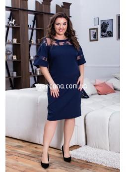 5519 Платье (батал)