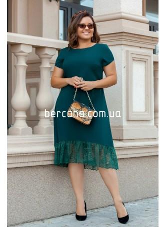 5540 Платье (батал)
