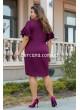 5541 Платье (батал)
