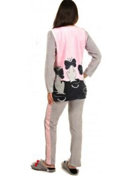 7503 Костюм-пижама (батал)