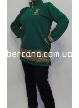 7003 Спортивный костюм (батал)
