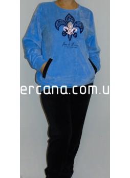7005 Спортивный костюм (батал)