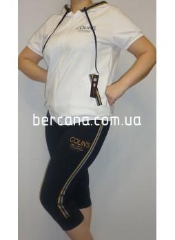 7232 Спортивный костюм (батал)